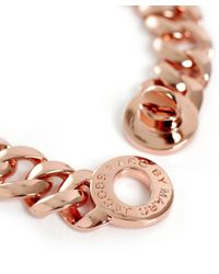 Marc By Marc Jacobs | Pink Katie Turnlock Bracelet | Lyst