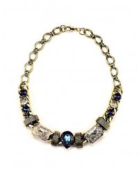 Nicole Romano | Metallic Fiore Necklace | Lyst