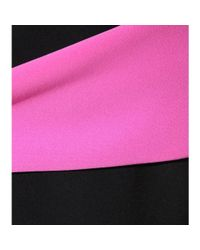 Balenciaga - Black Twist Sl Dress - Lyst