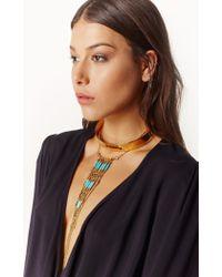 Vanessa Mooney | Blue Walkin After Midnight Necklace | Lyst