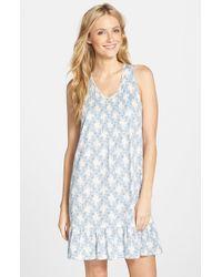 Lauren by Ralph Lauren - Multicolor Tank Short Nightgown - Lyst