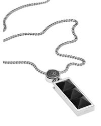 DIESEL | Black Necklace Dx0941 | Lyst
