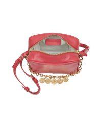Sonia Rykiel - Red Thibault Leather Crossbody Bag - Lyst