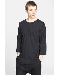 Chapter | Black 'Stalt' T-Shirt for Men | Lyst