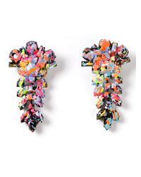 Tom Binns | Multicolor 'midnight Riot' Earrings | Lyst