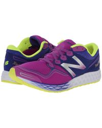 New Balance - Purple Fresh Foam Zante - Lyst