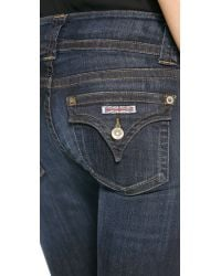 Hudson Jeans Blue Signature Boot Cut Jeans - Shirley