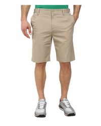 Adidas Originals | Natural Flat Front Tech Short '16 for Men | Lyst