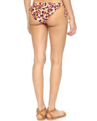 Rachel Pally Pink Ibiza Bikini Bottoms