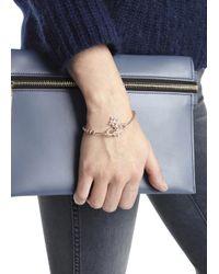 Vivienne Westwood - Metallic Isolade Rose Gold Tone Bracelet - Lyst