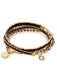 Astley Clarke - Black Walk On The Wild Side Nugget Bracelet - Lyst