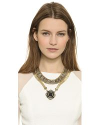 Samantha Wills Metallic Moments By The Moonlight Collar Necklace - Gold