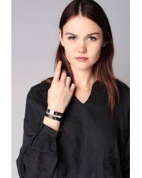 See By Chloé - Black Bracelet - Lyst