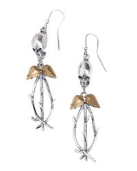 Emanuele Bicocchi | Metallic Earrings | Lyst
