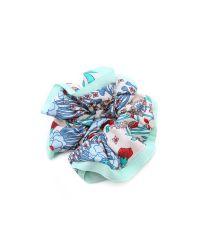 Marc By Marc Jacobs - Blue Chou Chou Maddy Botanical Scrunchie - Lyst