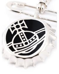 Vivienne Westwood - Black 'adissa' Necklace - Lyst
