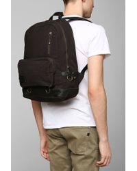 Urban Outfitters Black Benrus Commander Backpack for men