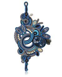 Dori Csengeri - Blue Icarus Bracelet - Lyst
