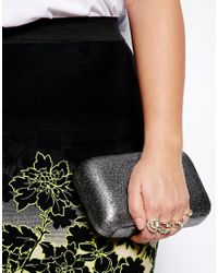 ASOS - Metallic Vintage Style Pearl Stone Ring Pack - Lyst