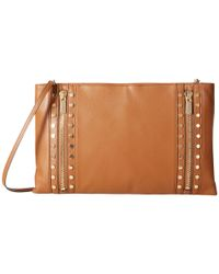 Vince Camuto | Brown Julle Clutch | Lyst