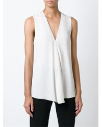 Theory Natural 'meighlan' Top