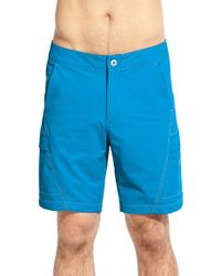 Tommy Bahama - Blue 'barbados Shore' Hybrid Shorts for Men - Lyst