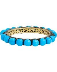 Carole Shashona | Blue Imperial Calabash Bangle | Lyst