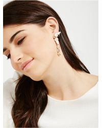 BaubleBar Metallic Fairydust Ear Jackets