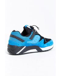 Saucony - Blue Grid 9000 Bungee Pack Sneaker for Men - Lyst
