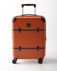 Bric's | Bellagio Sunset Orange 30 Spinner Trunk | Lyst