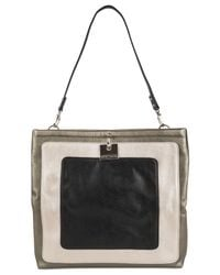 Kenneth Cole Reaction - Black Fold Digger Convertible Tote - Lyst
