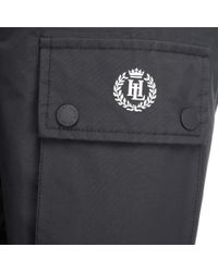 Henri Lloyd | Black Aldon Seam Taped Jacket for Men | Lyst