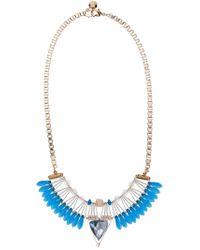 Scho - Blue 'Sky' Necklace - Lyst