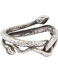 Suzannah Wainhouse Jewelry | Metallic Snake Ring | Lyst