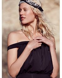 Free People - Black Onyx One Piece - Lyst
