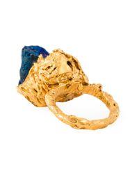 Alighieri | Blue Onyx Ring | Lyst
