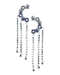 Eddie Borgo | Blue Earrings | Lyst