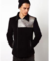 Unconditional - Black Coat Donkey Jacket for Men - Lyst