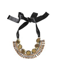 Marni | Green Pistachio Crystals Necklace | Lyst