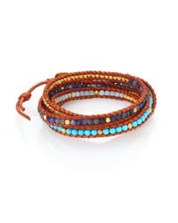 Chan Luu | Multicolor Seed Bead Single Bracelet | Lyst