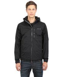 Patagonia Black Insulated Torrentshell Jacket for men
