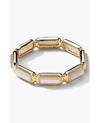 Ippolita Metallic 'rock Candy - Gelato' 18k Gold Band Ring