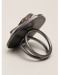 Kelly Wearstler - Metallic 'roxbury' Ring - Lyst