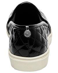 Steve Madden | Black Women's Ecentric-q Platform Sneakers | Lyst
