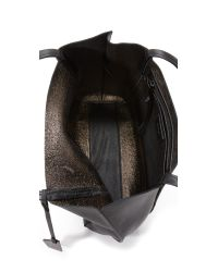 Botkier | Black Soho Tote With Gunmetal Hardware | Lyst