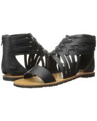Billabong - Black Lovely Sandz Sandal - Lyst