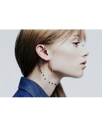 Colette Malouf | Pink Pearl Cascading Ear Cuff | Lyst