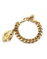 Lulu Frost | Metallic Victorian Plaza Charm Number Bracelet #8 | Lyst