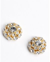 kate spade new york | Multicolor Putting On The Ritz Earrings | Lyst
