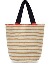 Sophie Anderson - Natural Jonas Woven Bag - Lyst